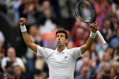 Djokovic espanta la sorpresa