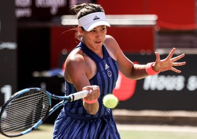Garbiñe Muguruza se acerca al top 10 del ranking de la WTA