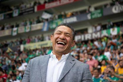 El Huesca hace oficial el fichaje del técnico mexicano Ignacio Ambriz