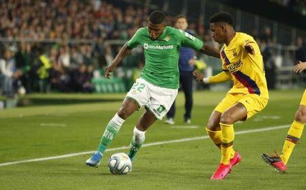 El Real Betis ingresará unos 3 'kilos' por Junior