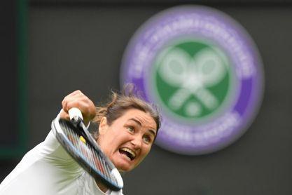 Sabalenka estrena Wimbledon con victoria