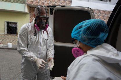 Venezuela llega a 3.068 fallecidos por covid desde el inicio de la pandemia
