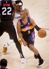 102-116: Paul George toma Phoenix y los Clippers se mantienen con vida