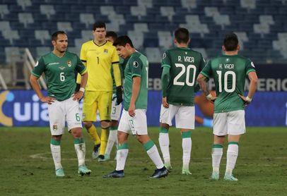 Bolivia cierra su tercera Copa América consecutiva sin sumar puntos