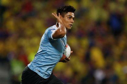 Los empates, el joven Arezo y el gol de un portero marcan la fecha en Uruguay