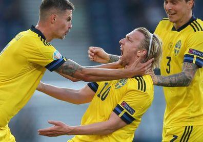 Forsberg se sitúa a un gol de Cristiano Ronaldo