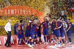 2-2. El Barça obra dos milagros y gana la Liga en los penaltis