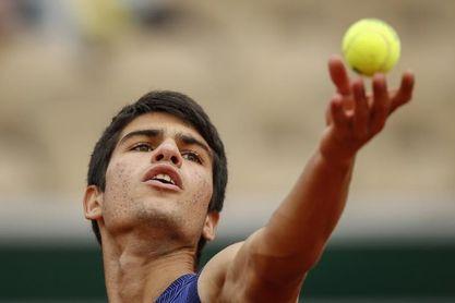 Alcaraz acompañará a Ferrero para disputar dobles de Umag
