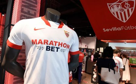 El Sevilla presenta este jueves sus nuevas equipaciones Nike.