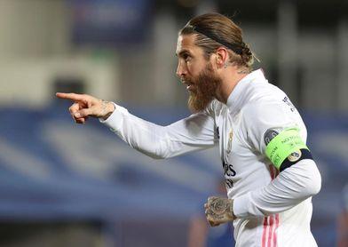 Un canal francés da por hecho el fichaje de Sergio Ramos por el PSG