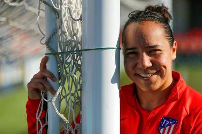 Charlyn Corral regresa a México como la probable figura de la Liga femenina