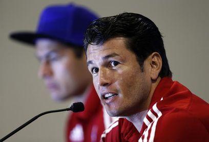 El delantero paraguayo Nelson Haedo cuelga las botas a los 37 años