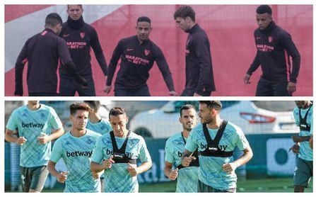 Los futbolistas de Sevilla FC y Real Betis serán vacunados antes de la pretemporada