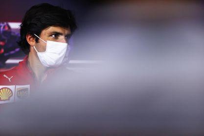 Sainz: Fue la carrera en la por primera vez saqué máximo potencial del coche