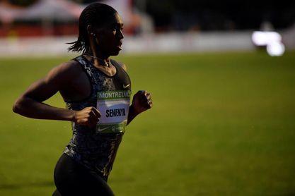 La sudafricana Caster Semenya no estará en los Juegos Olímpicos de Tokio 2020