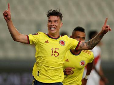 Colombia pierde a Mateus Uribe para el partido contra Uruguay por una lesión