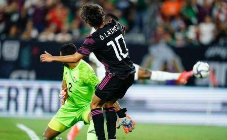 Lista de México para la Copa Oro sin Lainez, que ira a Tokio, ni Guardado, lesionado.