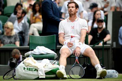 Shapovalov acaba con la odisea de Murray en Wimbledon