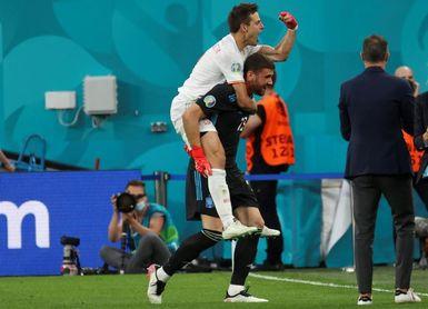 """Unai, mejor jugador del partido: """"El fútbol es justo"""""""