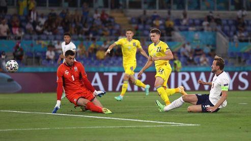 0-4. Inglaterra refuerza su candidatura
