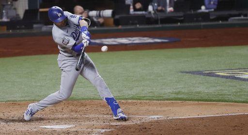 5-3. Pollock pega sencillo y empuja el triunfo de los Dodgers