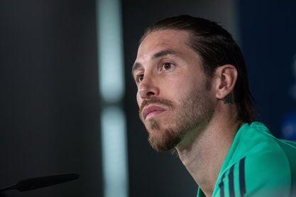 """Ramos: """"Sabíamos que éramos un equipo de época"""""""