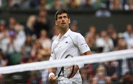 Djokovic avanza como una apisonadora hacia cuartos tras derrotar a Garín