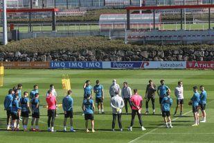 El Athletic informa de un positivo por COVID-19 en los primeros test