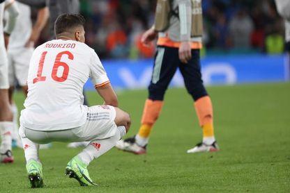 España cede en semifinales por primera vez