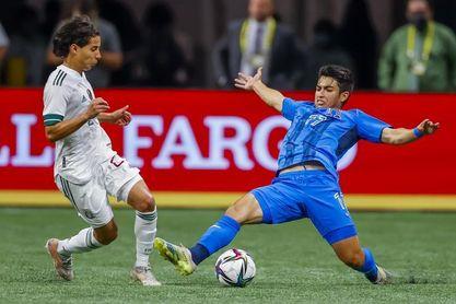 Lainez y Ochoa encabezan la selección olímpica de México