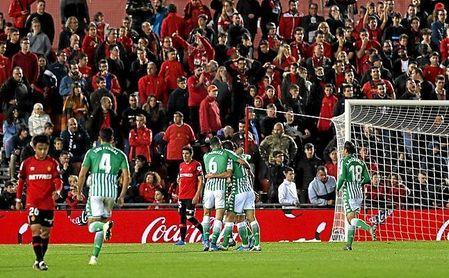 El Mallorca traza su plan antes de recibir al Betis