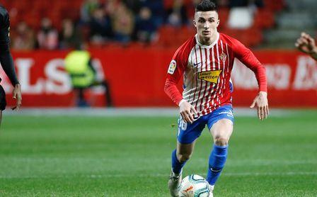 El vinculado Manu García tiene una oferta del Anderlecht