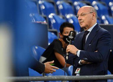 """Marotta (Inter): """"El traspaso de Achraf fue doloroso"""""""