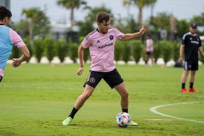 El Inter Miami ficha al delantero Indiana Vassilev