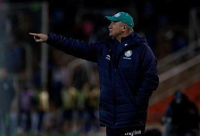 Luiz Felipe Scolari regresa como técnico del Gremio en plena crisis