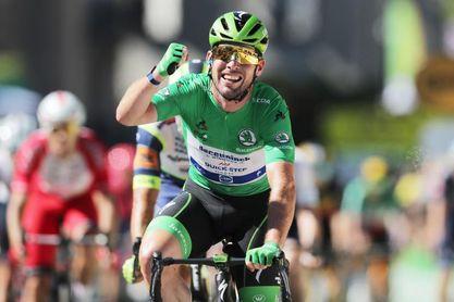 Cavendish iguala en Carcasona las 34 victorias de Merckx