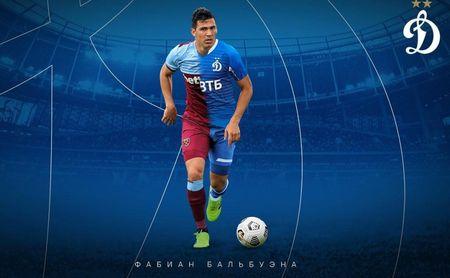 Oficial: Balbuena firma por el FC Dinamo de Moscú