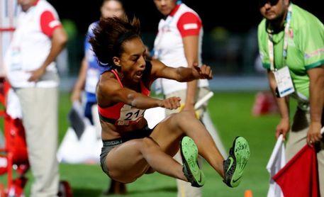 Nathalee Aranda: de correr en la calle de su barrio a los olímpicos de Tokio