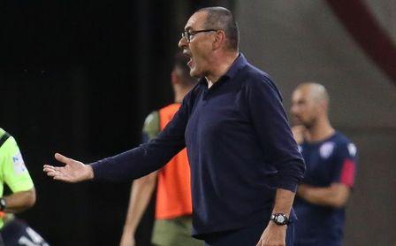 Sarri pide explicaciones a Luis Alberto por no acudir a la concentración