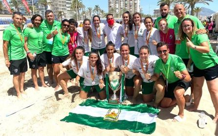De El Viso al primer título nacional andaluz