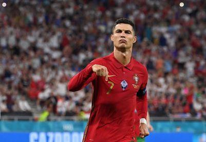 Cristiano Ronaldo, máximo goleador por una asistencia