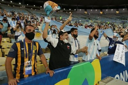 Multan a la Conmebol por aglomeraciones en el Maracaná en la final de la Copa América
