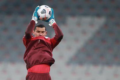 El Paranaense visitará al América sin su portero Santos pero con David Terans