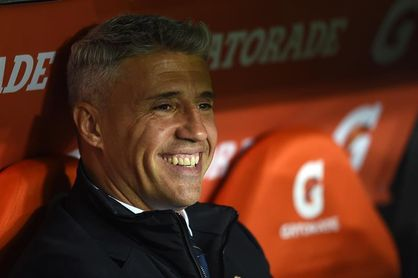 El Sao Paulo de Crespo buscará ante Racing ratificar su recuperación