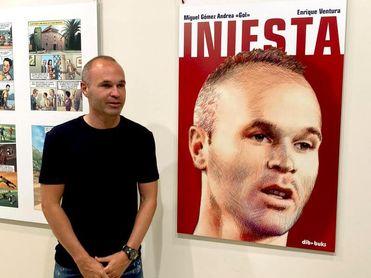 """Iniesta: """"España tiene muchas opciones de hacer un buen papel en los JJOO"""""""