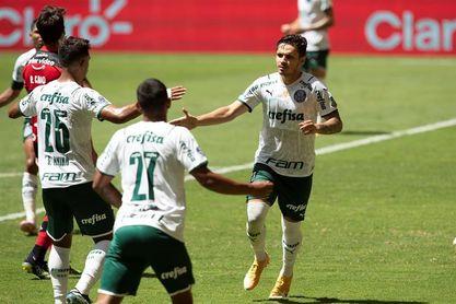 U.Católica prepara enfrentamiento de octavos de Libertadores ante Palmeiras