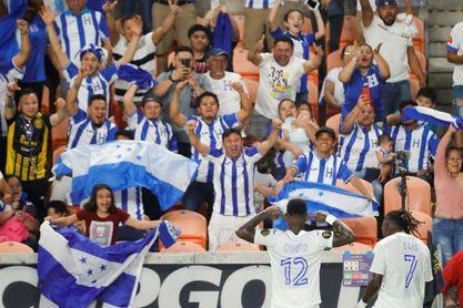 4-0. Honduras golea a Granada y lidera el Grupo D de la Copa Oro de EE.UU.