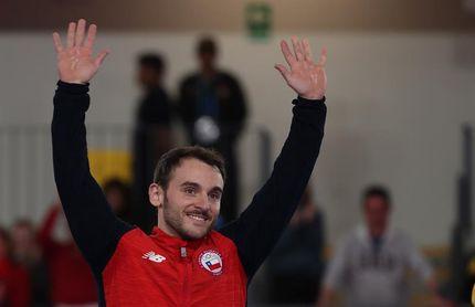 El gimnasta chileno Tomás González dice que Tokio serán sus últimos olímpicos