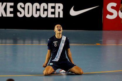 El guatemalteco Flaco Alvarado jugará en la Segunda División española
