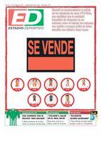 La portada de ESTADIO.